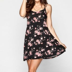 LN Adorable Chloe K Floral Shift Dress From Tillys